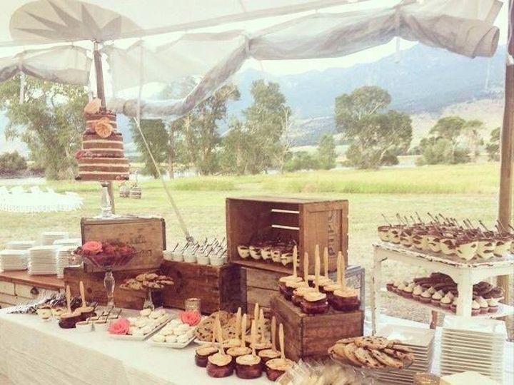 Tmx 1487180339253 Wedding Desserts Belgrade, Montana wedding cake