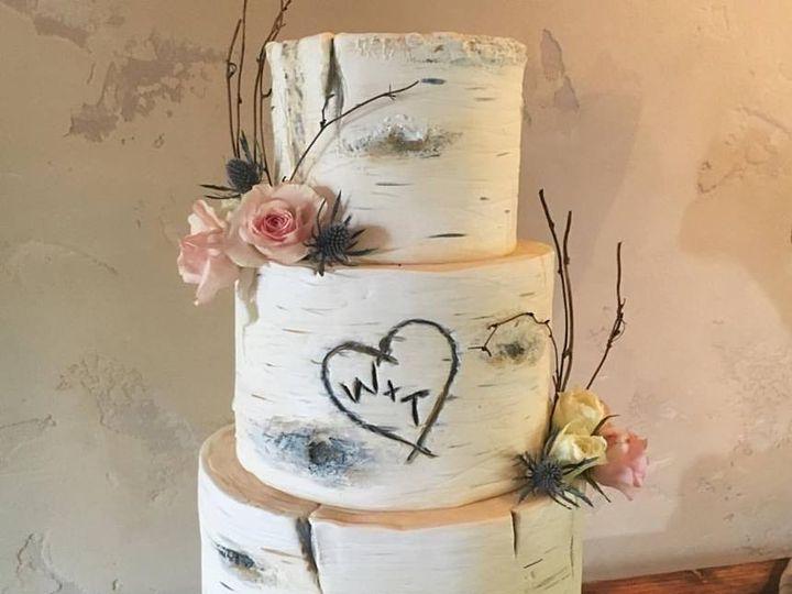 Tmx 1487180492499 Whitney Gf Lemon Wedding Cake Belgrade, Montana wedding cake