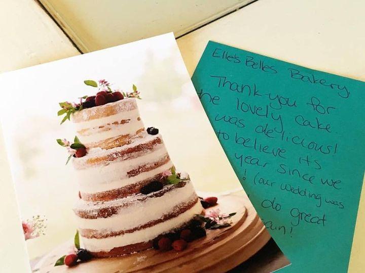 Tmx 1487180504675 13450772102087509216022241396767243714628474n Belgrade, Montana wedding cake