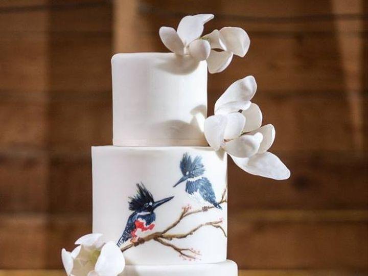 Tmx 1487180516873 Amanda  Steve Lockie Photography Belgrade, Montana wedding cake