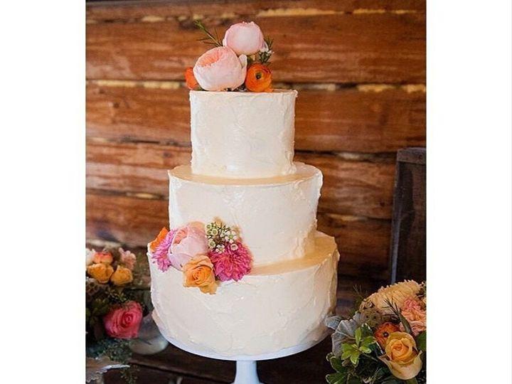 Tmx 1487180523356 Ameliaannephoto Wedding Cake Belgrade, Montana wedding cake