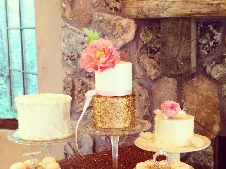 Tmx 1487180535073 Cakes And Cookies Belgrade, Montana wedding cake