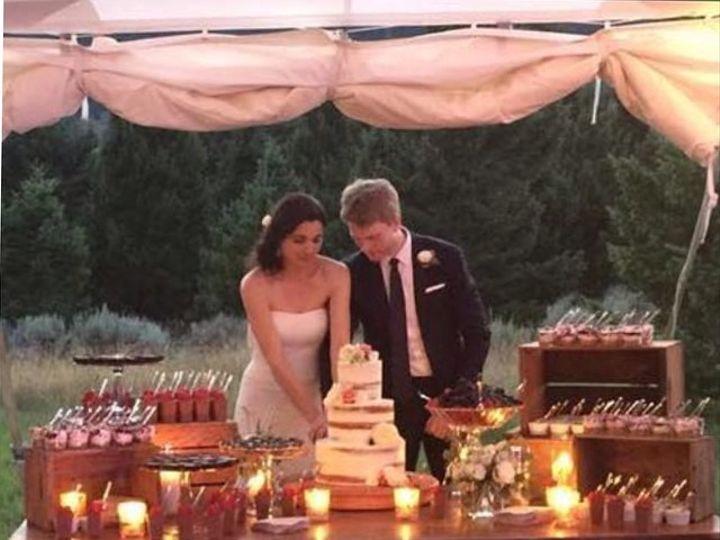 Tmx 1487180542459 Emily  Duncan Wedding Belgrade, Montana wedding cake