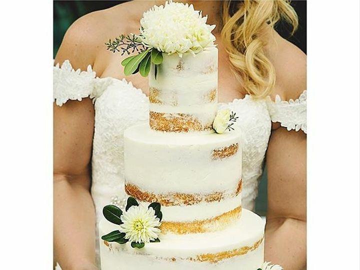 Tmx 1487180569152 Laura  Devin Erinkayphotography Belgrade, Montana wedding cake