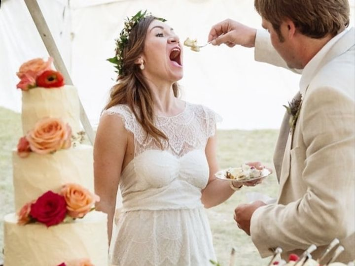 Tmx 1487180579816 Laurnadoone.jennyjonas Belgrade, Montana wedding cake
