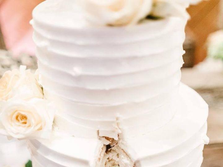 Tmx 1487180601597 Miranda  Dans Three Tier Bride Cake Belgrade, Montana wedding cake