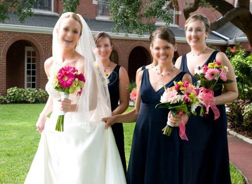 Tmx 1317654796674 Bridalpartyfloral Tampa wedding florist
