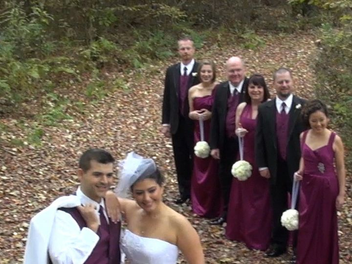 Tmx 1444611870204 Wedding Party In Woods2a Lancaster, PA wedding videography