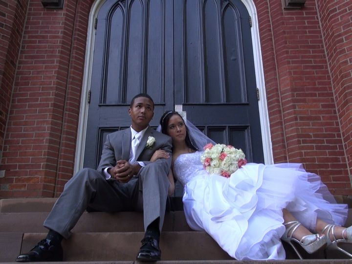 Tmx 1444612397729 Bg Church Steps Lancaster, PA wedding videography