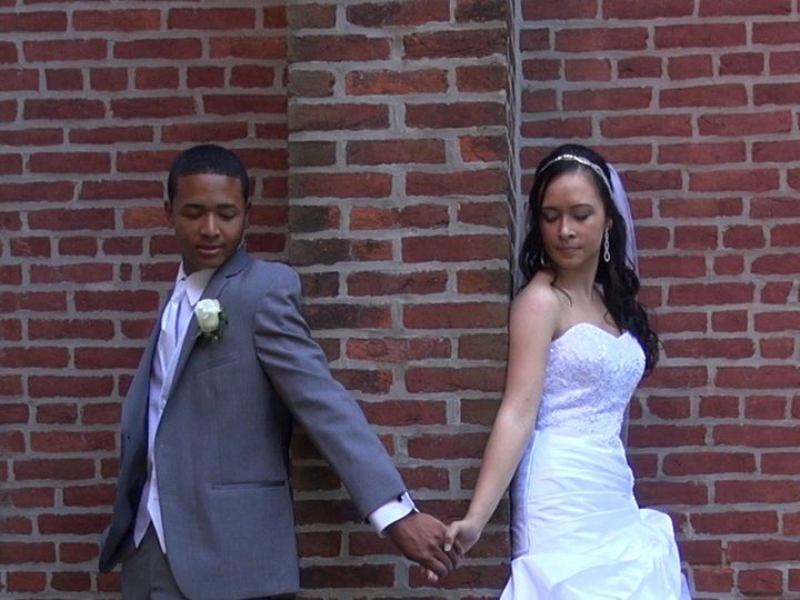 Tmx 1444612450544 Bg Holding Hands 2.5 Lancaster, PA wedding videography