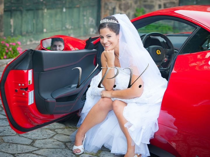 Tmx 1446914557483 Red Ferrari  Bride Vpv Logo Lancaster, PA wedding videography