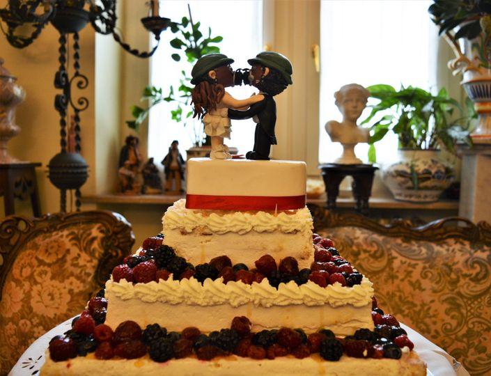 Historical wedding