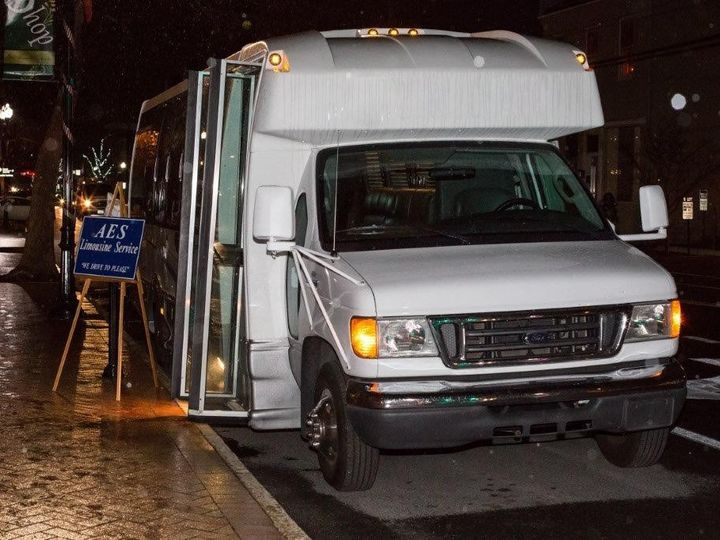 Tmx 1422497060936 Aes Limousine Coach Evening Winchester wedding transportation