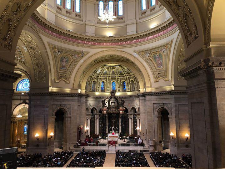 Tmx Church Knot 51 1945277 158758618349531 Saint Paul, MN wedding ceremonymusic