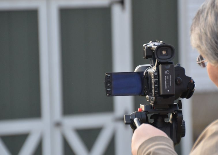 Filming with Broadcast Cannon