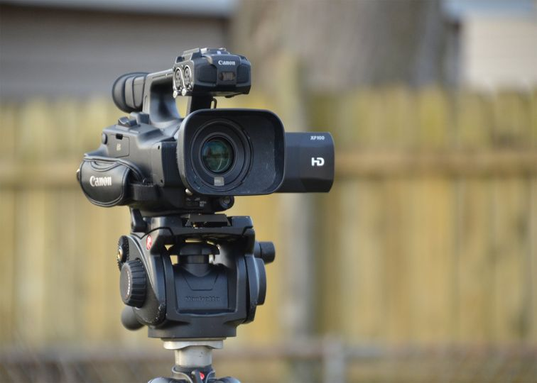 Broadcast Quality Cannon HD
