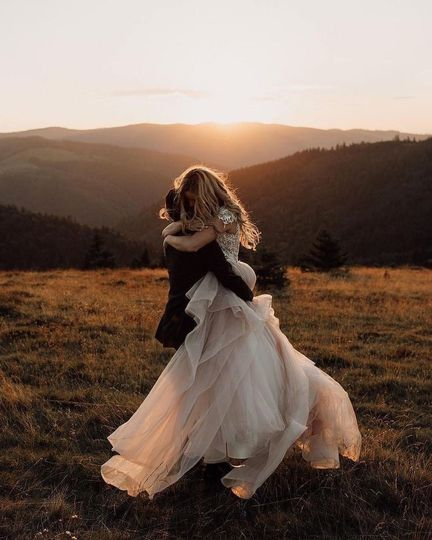 Sunsets and Hugs