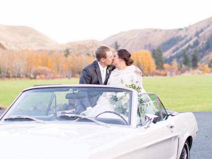 Tmx Mustang Wedding 51 555277 157593922853954 Everett, Washington wedding dress