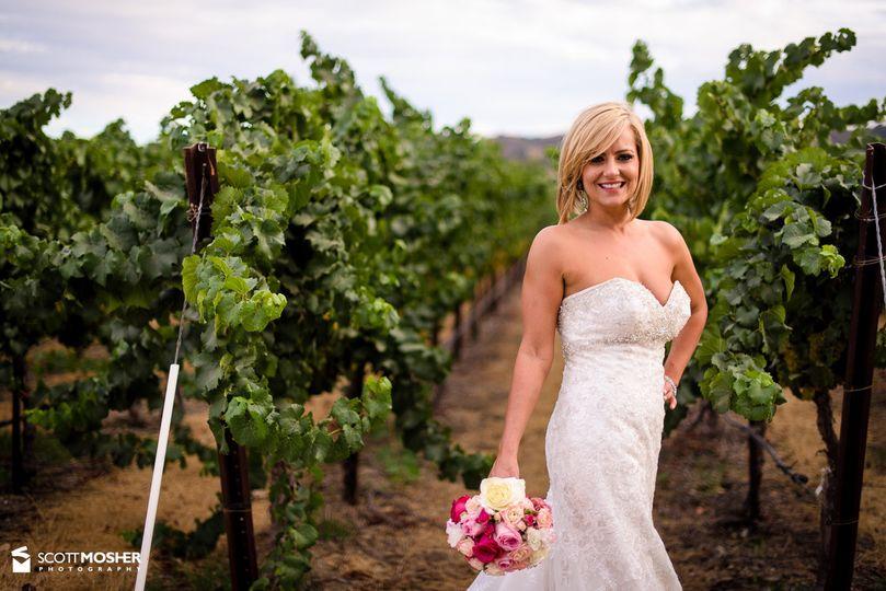 bay area wedding photographer bride bridesmaid por