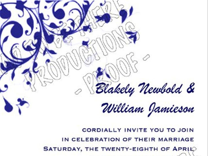 Tmx 1331847006858 Invitestyle3 Stratford wedding invitation