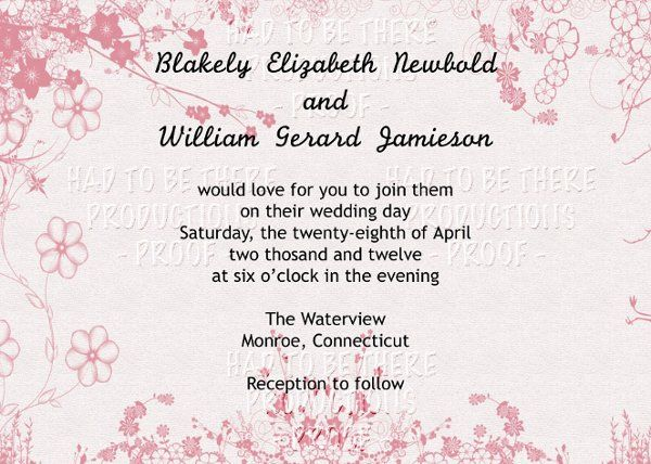 Tmx 1331847018409 Invitestyle4 Stratford wedding invitation