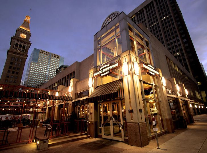 Rock Bottom Brewery Denver Downtown