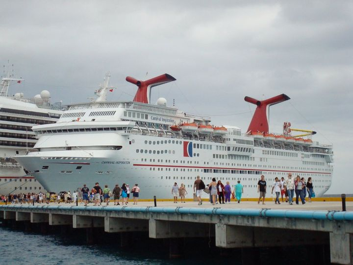 Cruising can be a great honeymoon adventure to many places!