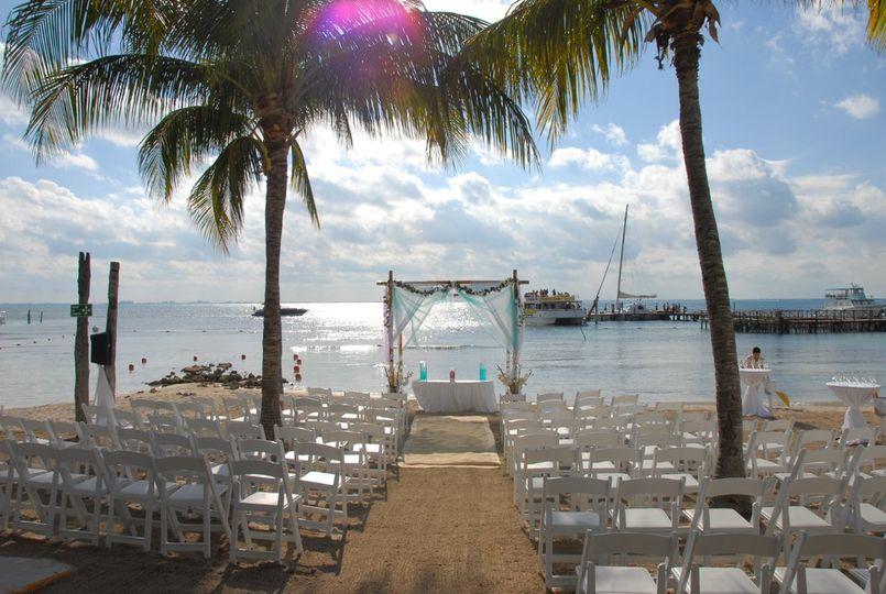 Isla Mujeres Palace Resort Mexico