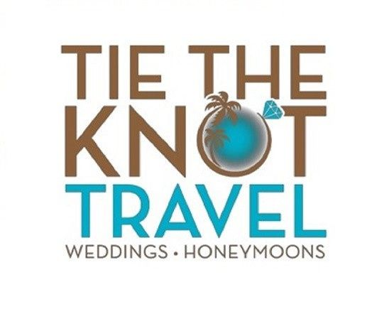 tie the knot travel logo