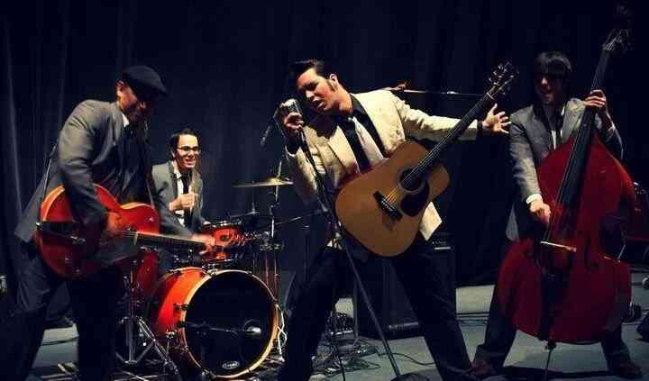 VIVA THE KING - Elvis Presley Tribute
