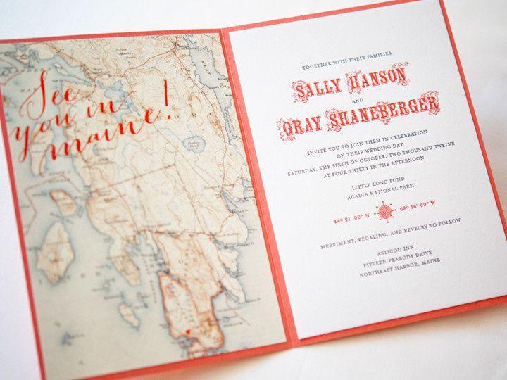 Tmx 1393546597103 Gusruby Sg 1 Portsmouth, New Hampshire wedding invitation