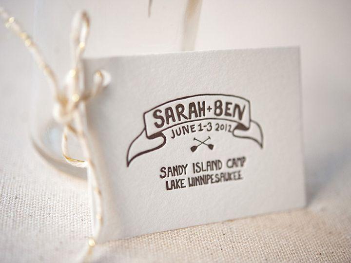Tmx 1393546636975 2012gusruby010 Portsmouth, New Hampshire wedding invitation