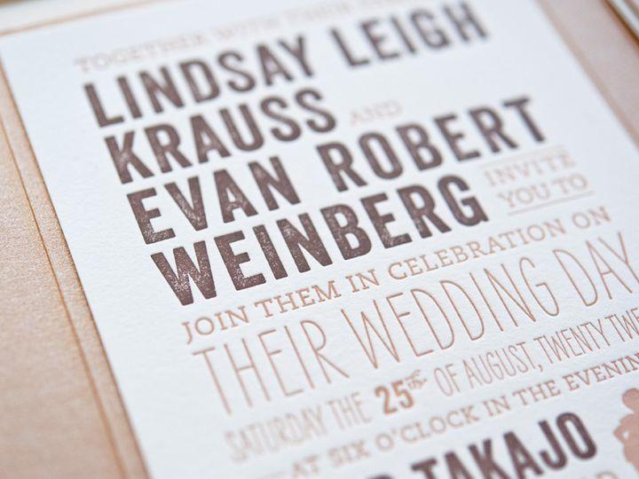 Tmx 1393546773675 Lindsayevan  Portsmouth, New Hampshire wedding invitation