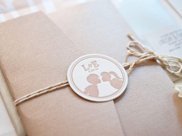 Tmx 1393546784536 Lindsayevan  Portsmouth, New Hampshire wedding invitation