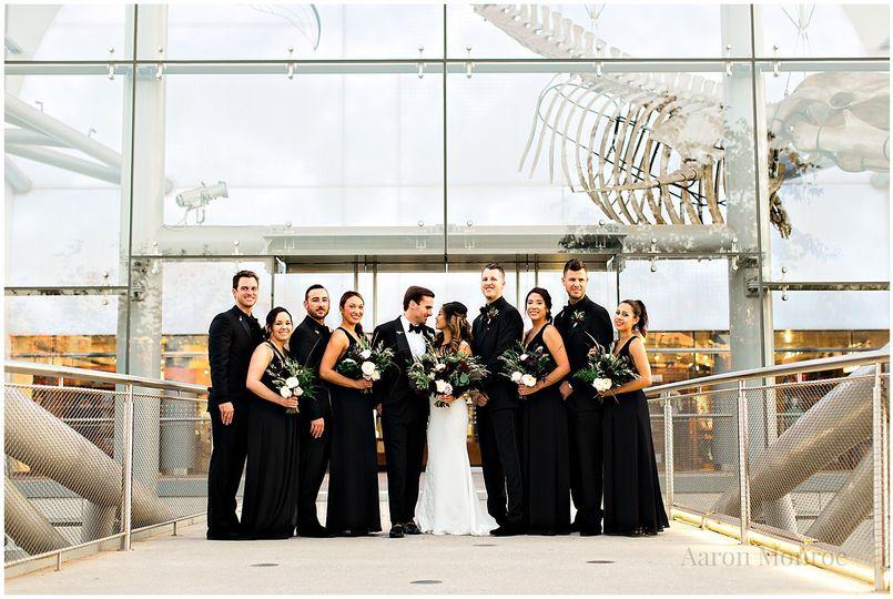 natural history musuem los angeles wedding photos 0740 51 28277 1558726365