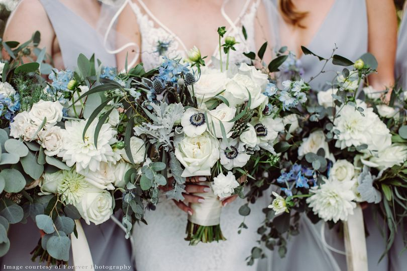 Whimsical bouquets
