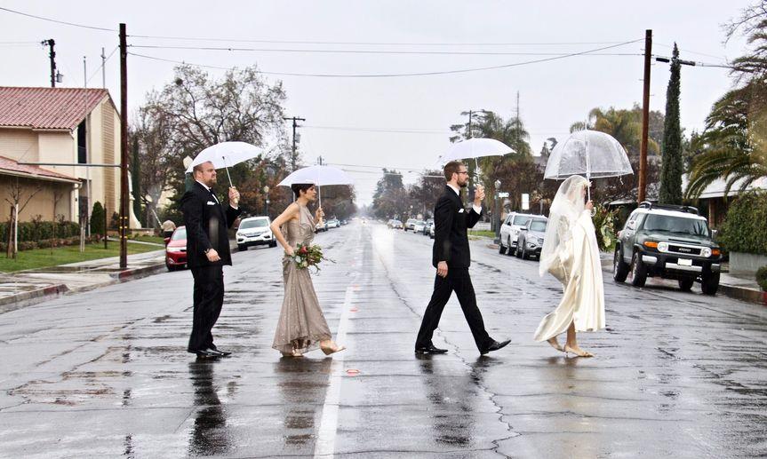 Abby Road Walk Wedding