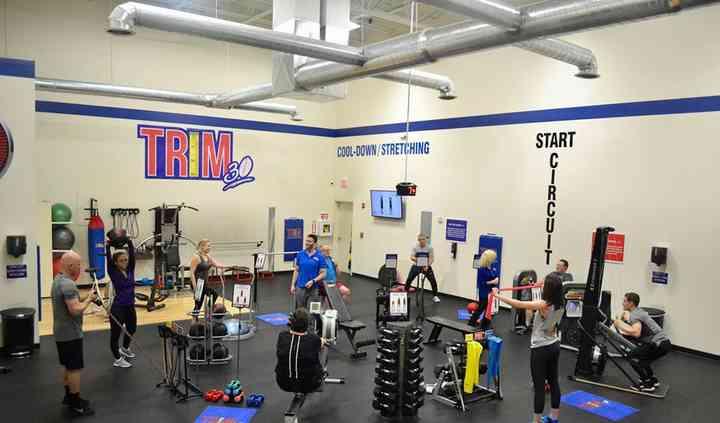TRIM - A Complete Fitness Center
