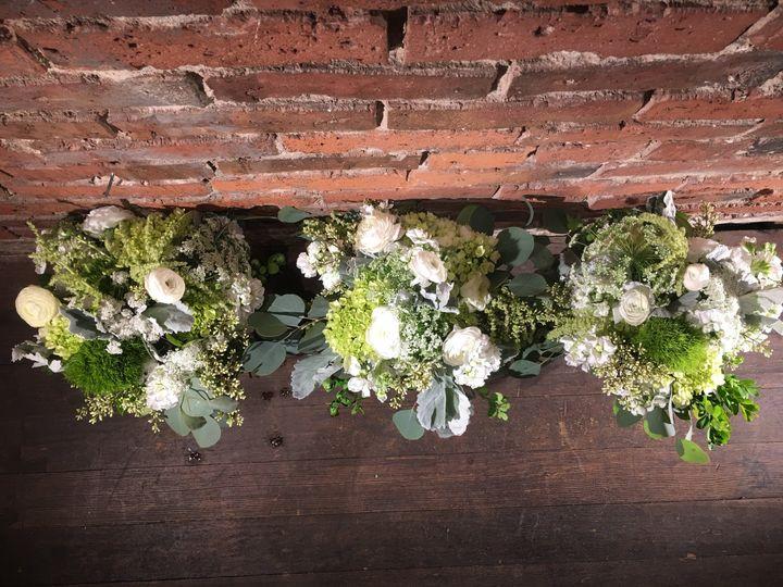 Eucalyptus maids bouquets