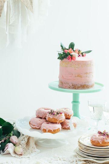 Donuts & cake