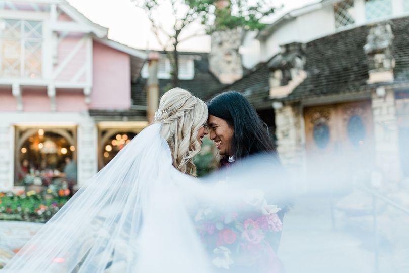 Madonna Inn wedding