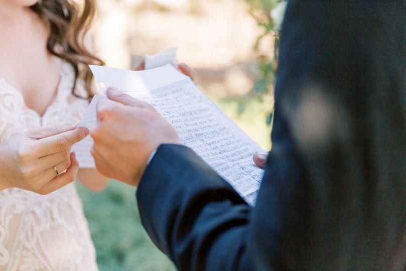 Private Vows