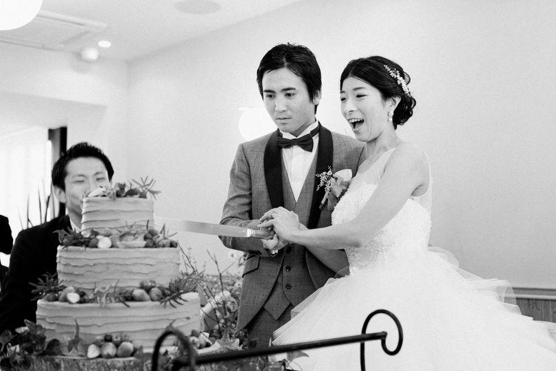 Wedding in Tokyo Japan