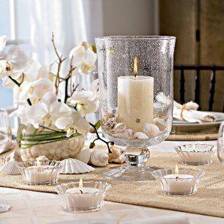 weddingcenterpieceBytheSeacollection
