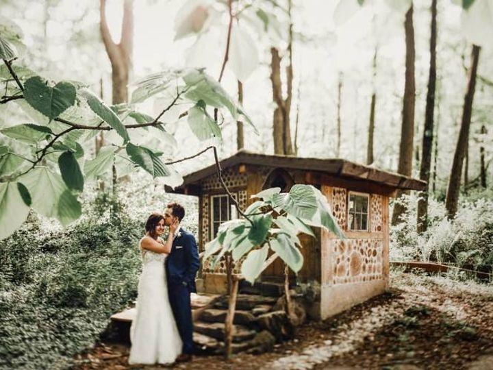 Tmx 1524231578 0e2616e446651a5b 1524231577 4a1986df331f3587 1524231392038 41 Hobbit Hut Couple New Hope, Pennsylvania wedding venue