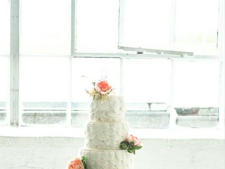Tmx 1527809568 6fa9780d0ae15453 1527809566 002e421e0d201e93 1527809565899 1 1C87DECC 5EB0 41CF Desoto, TX wedding cake