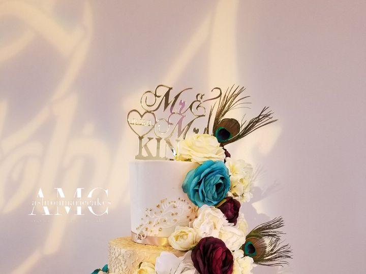 Tmx Picture 20190428 190924950 51 1003377 1556611639 Desoto, TX wedding cake