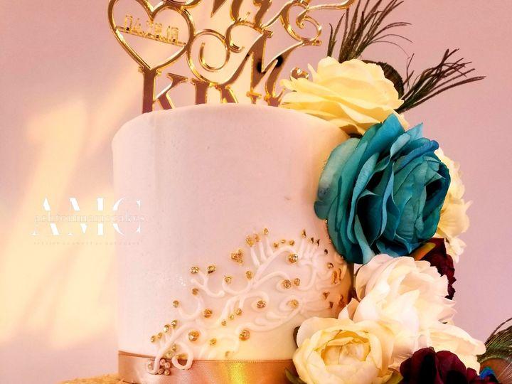 Tmx Picture 20190428 190951485 51 1003377 1556611665 Desoto, TX wedding cake