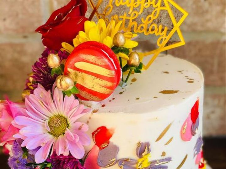 Tmx Wonderful Colors 51 1003377 160342434997063 Desoto, TX wedding cake