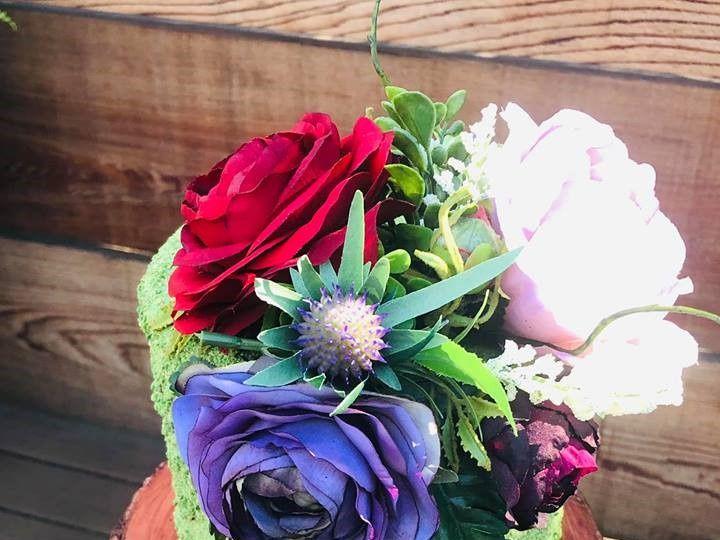 Tmx Woodland Cake3 51 1003377 1556020078 Desoto, TX wedding cake